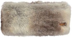 Fur haarband BEIGE