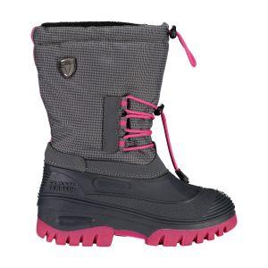 Snowboots 3Q 49574 antraciet