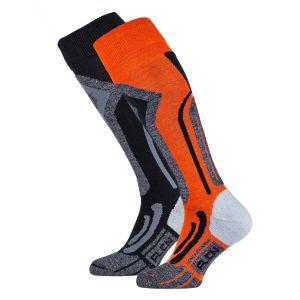 Ski sokken Coolly 2 paar