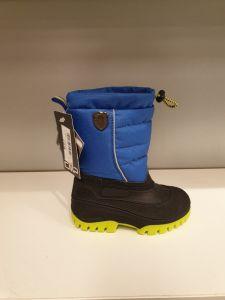 Snowboots 3Q 48064 BLAUW